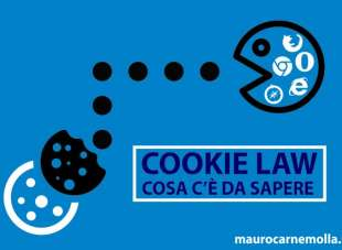 """Da domani a rischio mega sanzioni molti siti web. Perchè? Per la """"Cookie Law"""""""