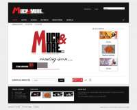 Much & More - Ecommerce